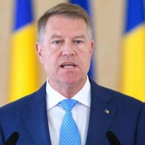 Iohannis, after the first case of coronavirus in Romania: There is no real cause for panic