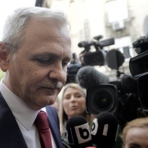 Liviu Dragnea's request for release goes to the Supreme Court