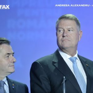 Klaus Iohannis: Ludovic Orban has submitted his mandate this evening