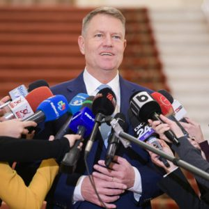 Klaus Iohannis will attend the European Council meeting in Brussels on Thursday