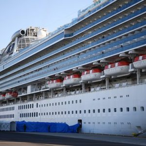 Doi pasageri de pe nava de croazieră Diamond Princess au murit
