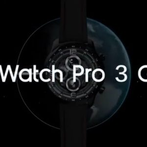 TicWatch Pro 3 se ia la trântă cu Apple Watch şi Samsung Galaxy Watch