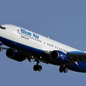 Blue Air anunţă primul zbor low-cost direct de la Bucureşti la Londra Heathrow